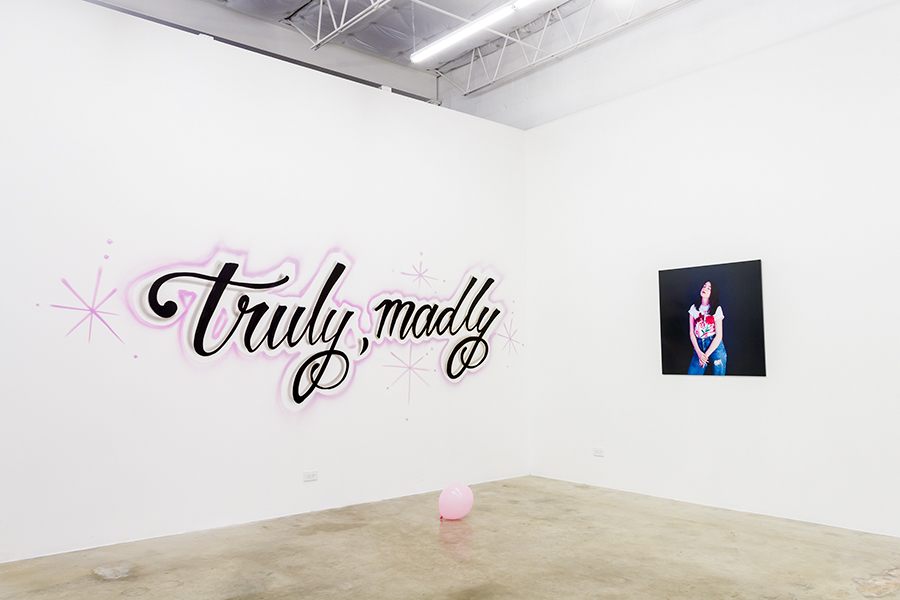 truly, madly